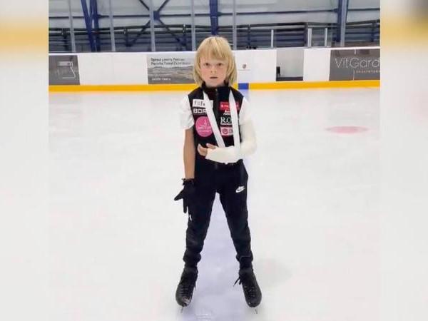 «Жаль малыша»: фолловери обозлились на Плющенко за тренировки сломавшего руку сына