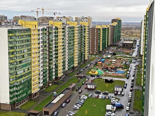 Мурино станет первым городом в Ленобласти с единым дизайн-кодом городской среды
