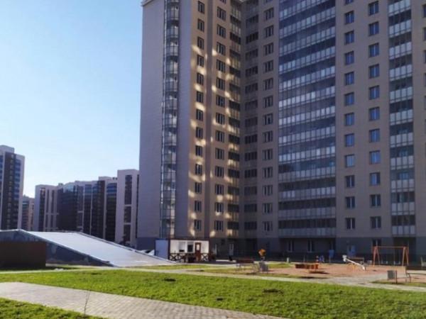 Госстройнадзор выдал разрешение на ввод в эксплуатацию ЖК «Сокол» в Мурино